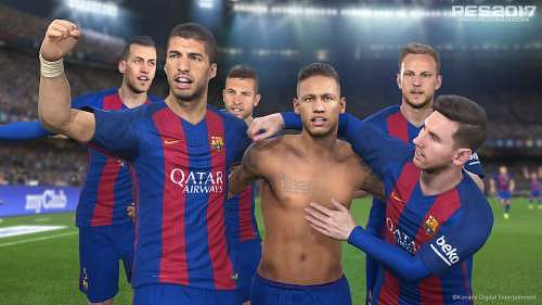 PES 2017 Trailer: Pro Evolution Soccer announces exclusive deal with Barcelona