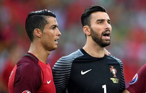 Euro 2016: Rui Patricio penalty heroics send Portugal through to semifinals
