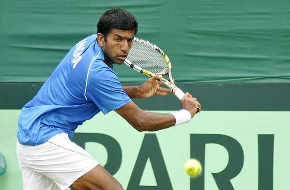 Bopanna in men's doubles second round; Sania out of women's doubles