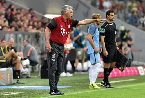 Javi Martinez: Carlo Ancelotti wants to change Bayern Munich's style of play