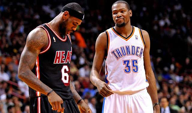 Durant leaving Thunder to team up with Curry's Warriors