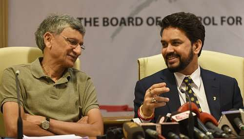 BCCI's top officials to meet Lodha committee members on August 9