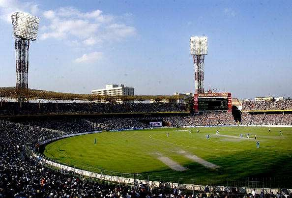 Eden Gardens A Heritage Plot Of Records And Romance