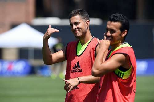 Pedro says Eden Hazard can again hit top form that saw him draw comparisons to Lionel Messi