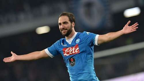 Reports: Juventus close to confirming Gonzalo Higuain signing in mammoth €94 million deal