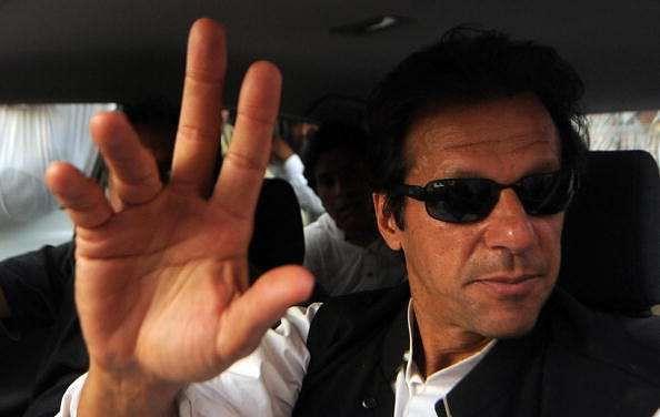 Imran Khan deni...