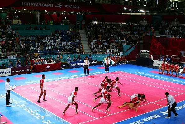 KABADDI  REQUIREMENTS