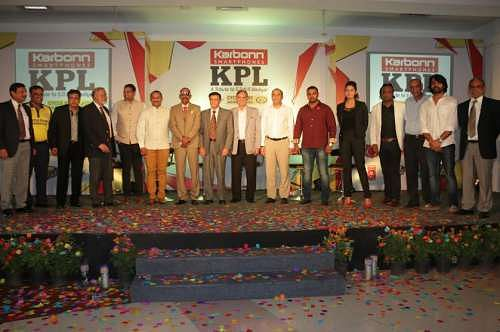 Karnataka Premier League 2016 launched by KSCA