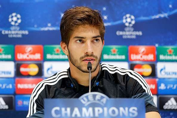 Real Madrid loan out Lucas Silva to Sporting