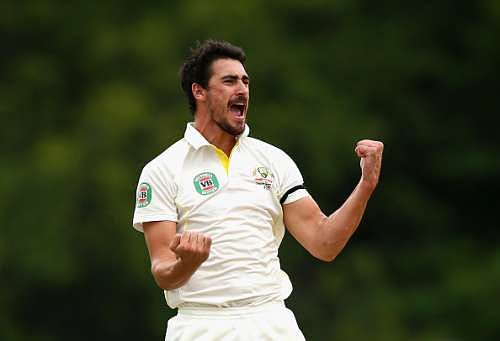Sri Lanka vs Australia 2016: Mitchell Starc excited about his long-awaited return to Test cricket