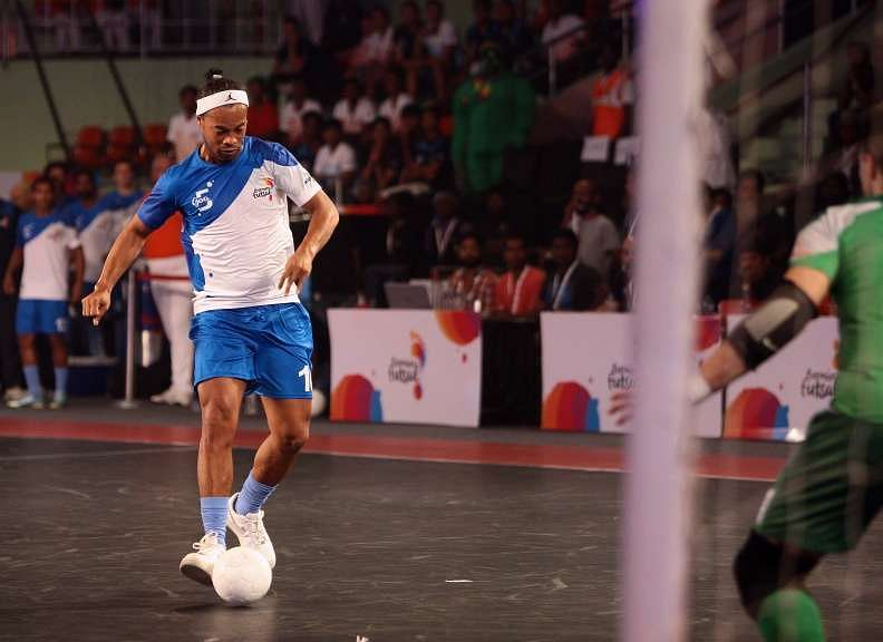 Premier Futsal Exclusive: India is already a leader in Futsal, says Premier Futsal's technical director Doug Reed