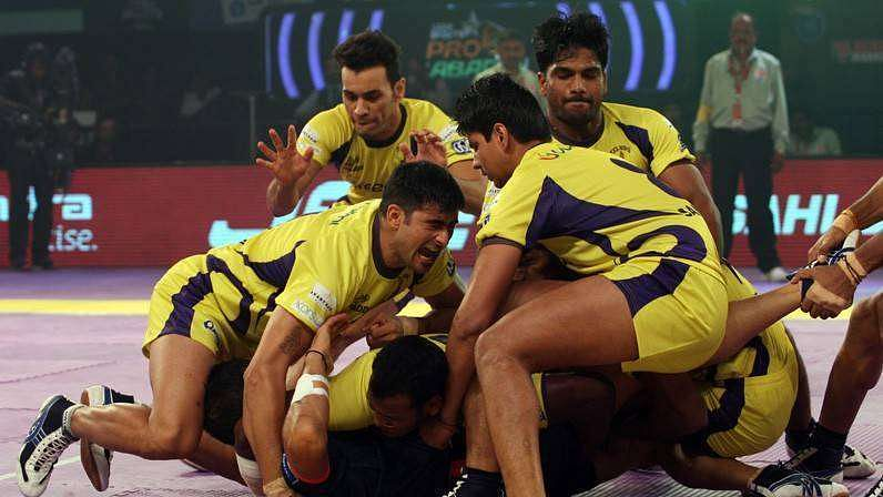 Pro Kabaddi 2016 Season 4 Dabang Delhi Coach Rues Injury