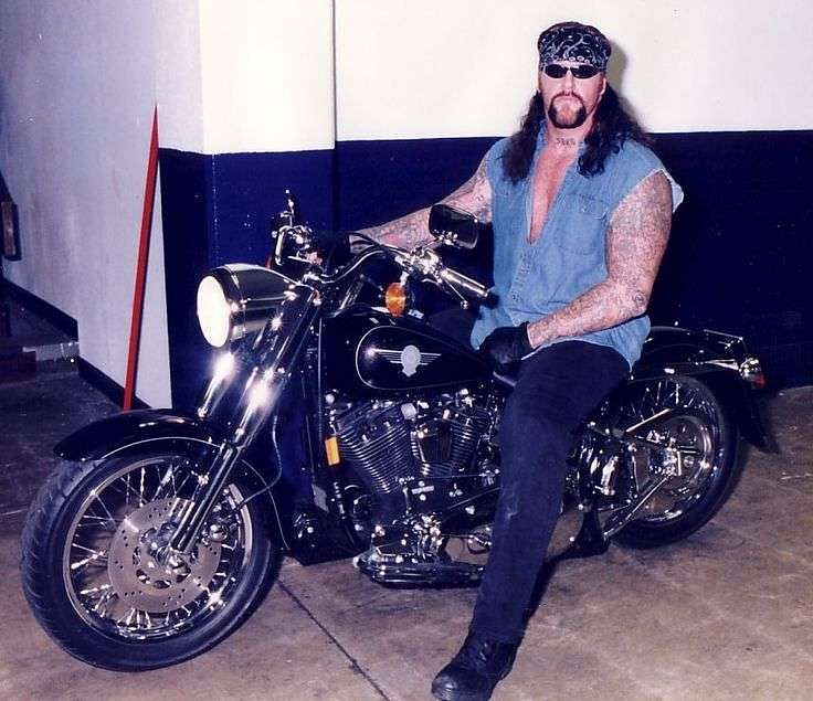 5 wrestlers who love motorcycles