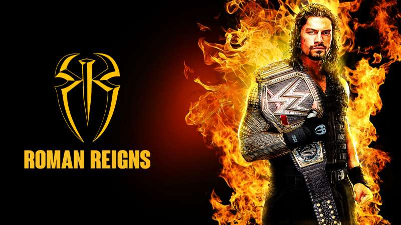 you can download the high resolution image roman reigns wallpaper 2