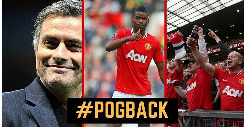 Pogba to leave Juve for Man Utd