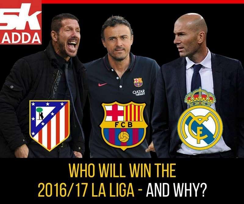 who won la liga