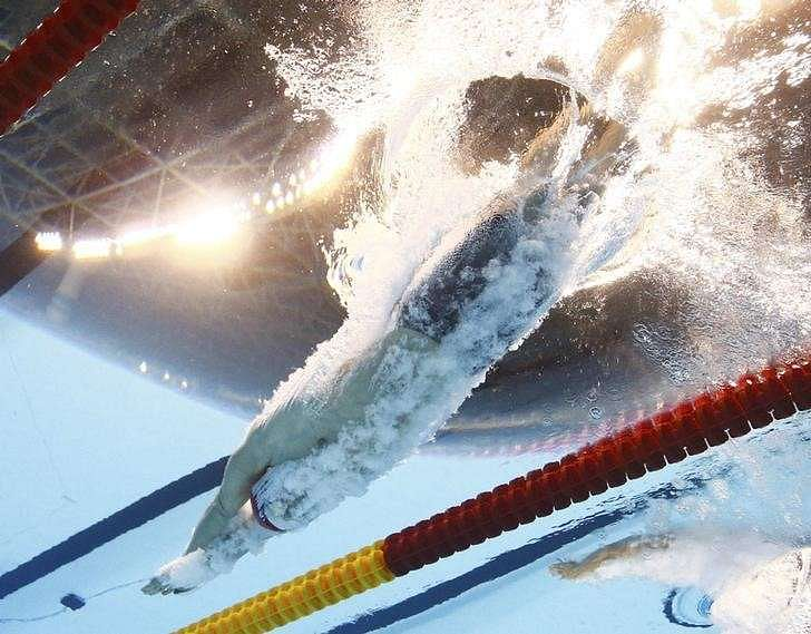 Peaty takes 100m breaststroke gold in record time - Olympic swimming breaststroke ...
