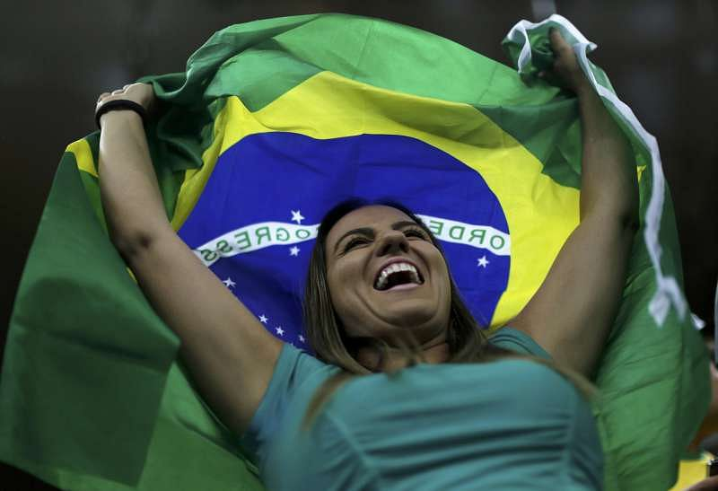 Organisers apologize for long queues at Rio stadiums