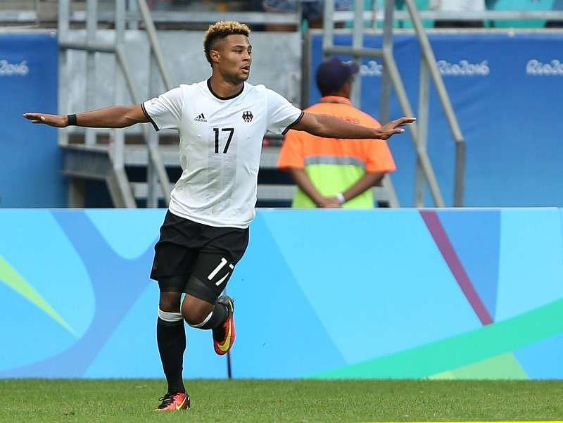 Germany coach slams Arsenal over Serge Gnabry treatment