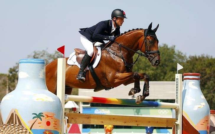 Germany S Jung Claims Second Straight Eventing Gold