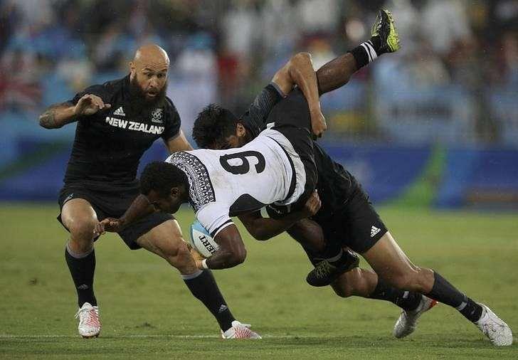 Rio 2016: Fiji overcome New Zealand, GB win in sevens