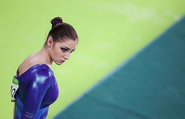 Gymnastics Moscow Nights Saves Russia S Day In Rio