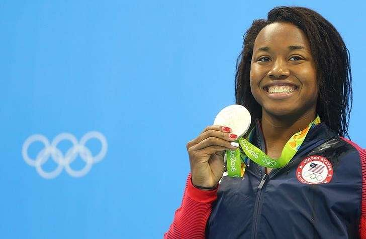 California paper apologizes over Simone Manuel headline