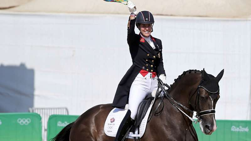 Second gold for Dujardin and Valegro in dressage