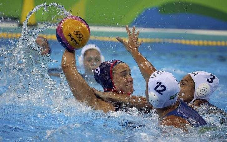 US, Hungary advance to women's semifinal