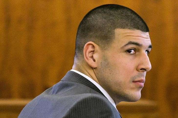 Aaron Hernandez due in court Tuesday for hearing in double murder trial