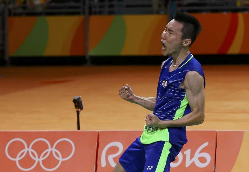 Chen Long adds to Lee's Olympic woes