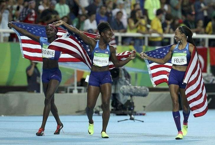 Rio Rundown: Women's 4×100 Team Retains Gold, Men Appeal Disqualification