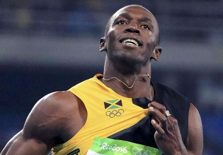 Olympic mission accomplished for Usain Bolt