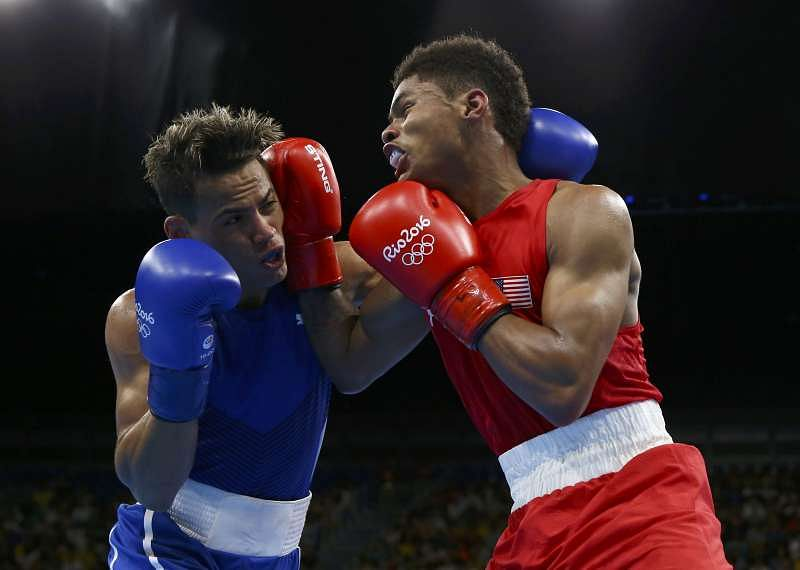 Olympics-Boxing-Cuba's Ramirez wins bantamweight gold