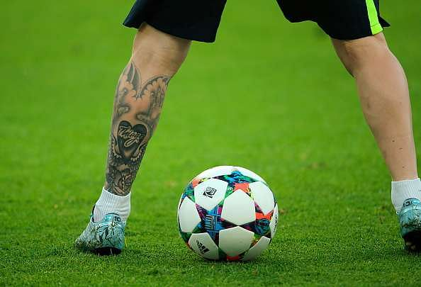 Lionel Messi's tattoos: What do they signify?