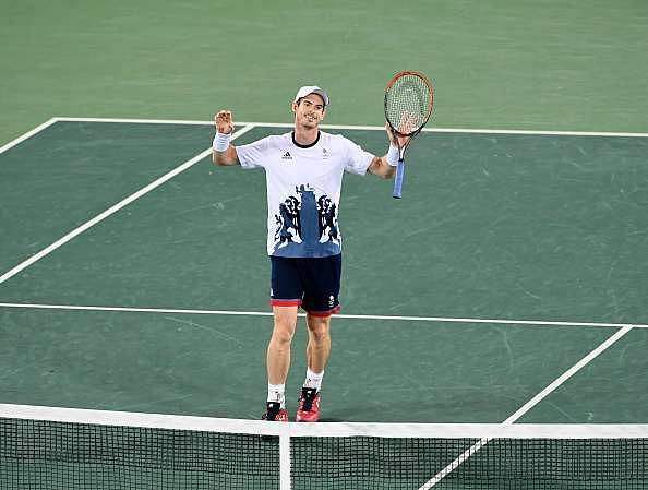 Olympic champion Andy Murray makes progress in Cincinnati