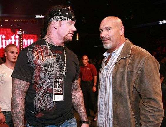 Goldberg wwe return date in Wellington