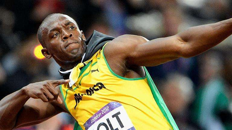 Usain Bolt delivers on every angle again