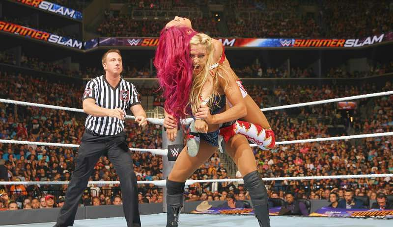 Konnor of The Ascension Was Asked to Officiate Sasha Banks' Wedding