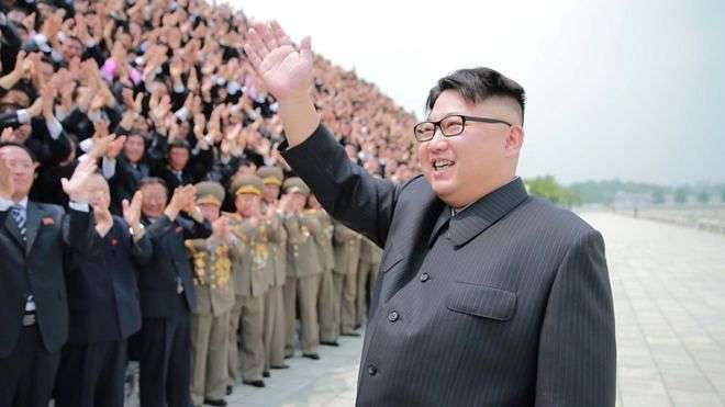 Kim Jong-un says North Korea missile launch is the 'greatest success'