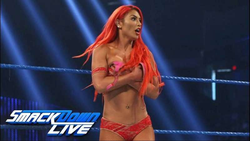 5 Reasons Eva Marie Will Find To Not Wrestle Again On