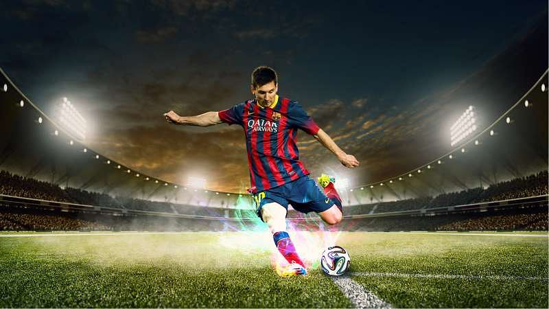 Sport Wallpapers Hd Game Images Players Desktop Images: Lionel Messi HD Wallpapers