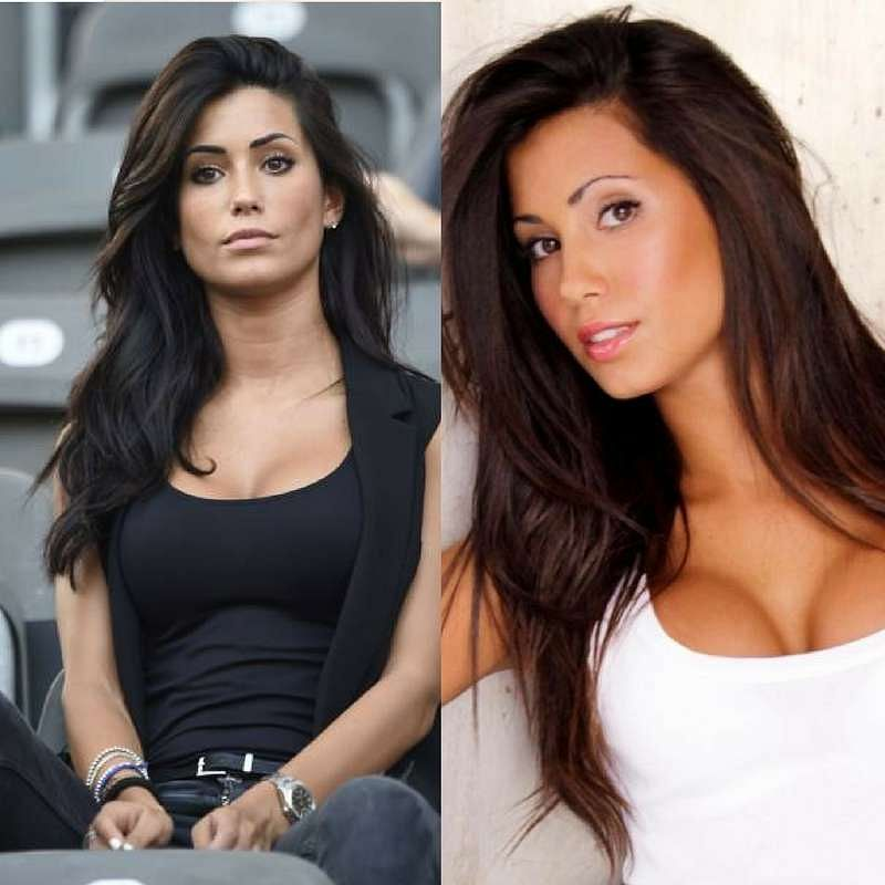 50 hottest footballers' wives and girlfriends (WAGs) with ...