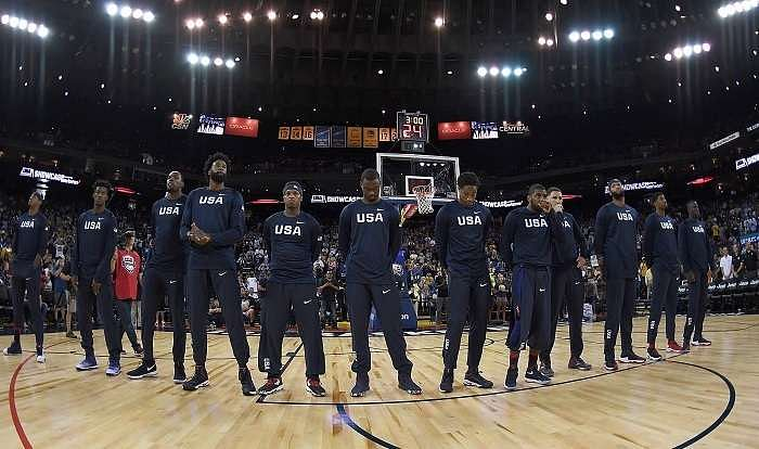 USA Olympics Basketball Team 2016 Preview: Match time ...