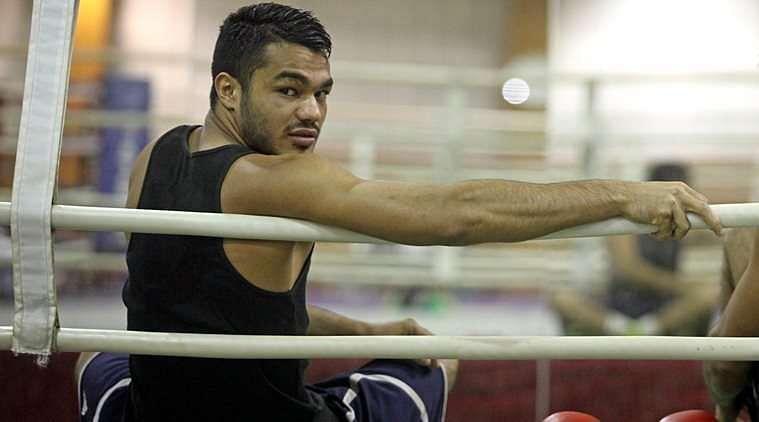 Olympics: Boxer Vikas Krishan enters Quarter Finals