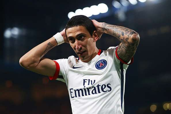 Chelsea Transfer Rumour: Antonio Conte eyes move for Paris Saint-German attacker Angel Di Maria