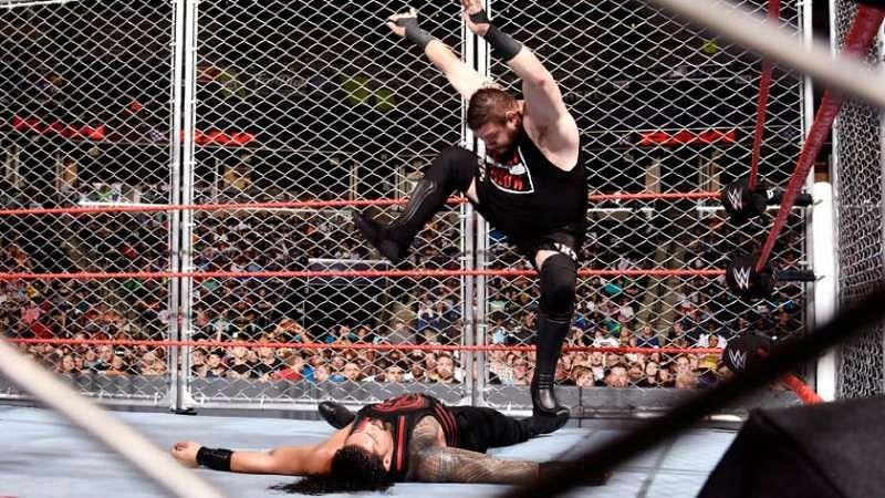 Wwe Monday Night Raw 19 September 2016