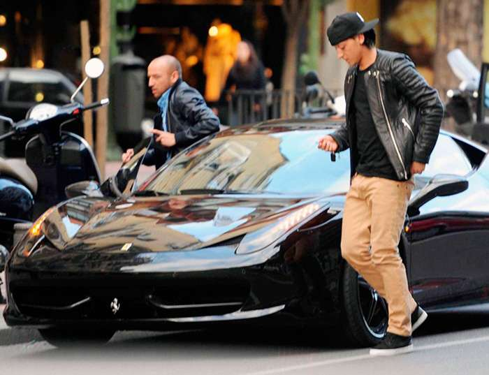 Footballers Cars The Supercar Collection Of Stars
