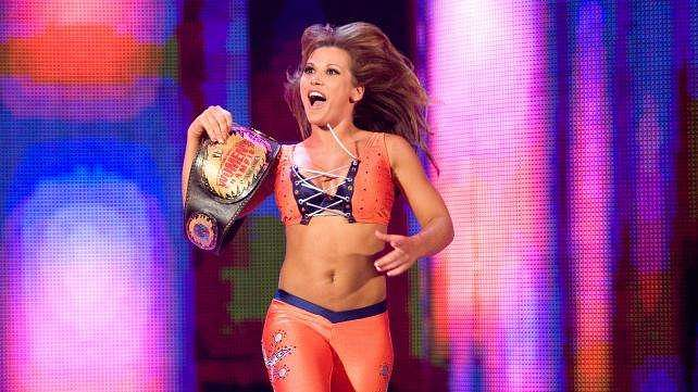 Has mickie james ever been fucked