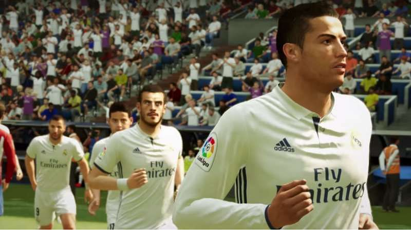 Real Madrid Fifa 17